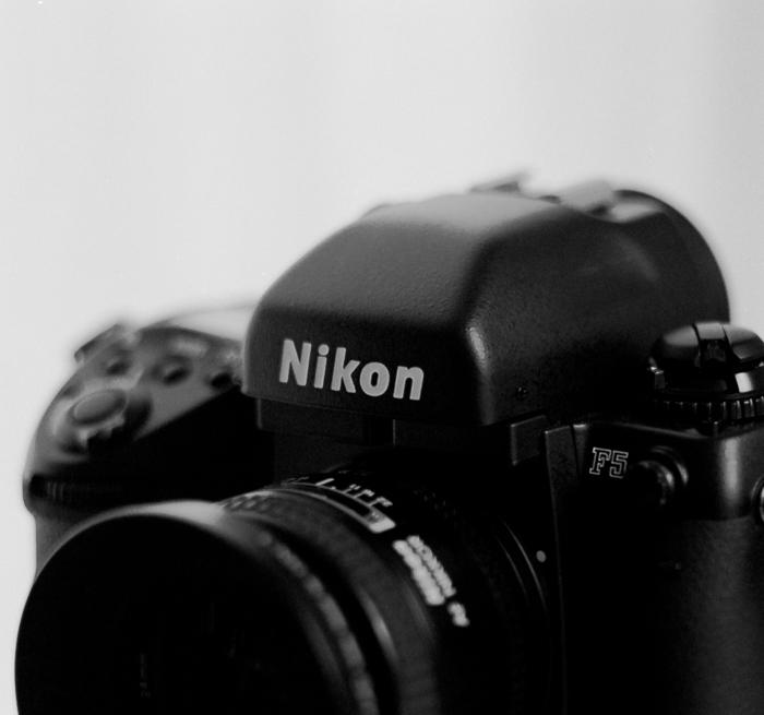 Nikon_F5_camera
